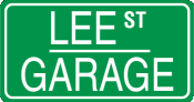 Lee Street Garage Location